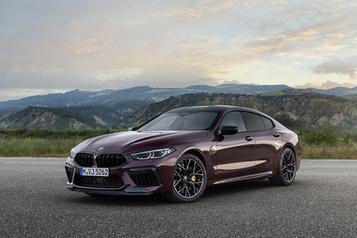 Une BMW rivale directe de la Panamera Turbo