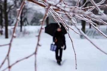 Verglas et neige pour le sud du Québec