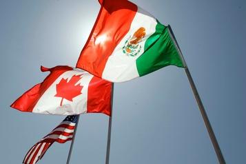 ACEUM: des gains de 6,8milliards au PIB d'ici 2025, selon Ottawa