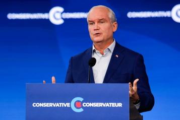 Parti conservateur Un référendum sur le leadership d'ErinO'Toole demandé)