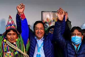 Bolivie Luis Arce élu président, Evo Morales va rentrer au pays «tôt ou tard»)