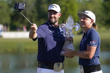 PGA Smith et Leishman gagnent la Classique Zurich)