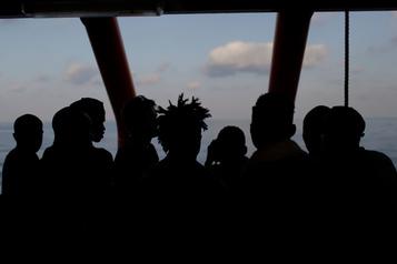 Italie: l'Ocean Viking pourra débarquer les migrants secourus