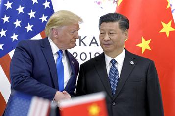 Présidentielle: Pékin souhaite que Trump perde et a augmenté ses ingérences)