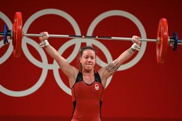 Rachel Leblanc-Bazinet «Je ne pensais pas du tout qu'un jour j'allais être aux Jeux» )