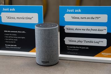 Amazon corrige une vulnérabilité importante dans son assistant vocal Alexa)