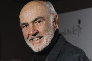 L'acteur Sean Connery s'éteint à 90ans)