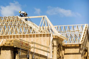 Construction résidentielle: la meilleure année depuis 2010 au Québec