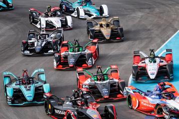 Formule E: la formule qui fait courir lesconstructeurs