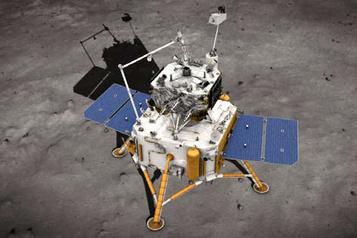 Bientôt une base chinoise sur la Lune? )