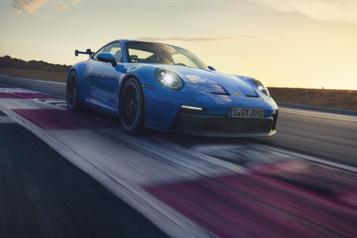 Porsche 911GT3 2022 Immersive, un rapport à la fois)