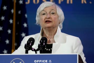 Le bitcoin est «extrêmement inefficace», selon Janet Yellen)