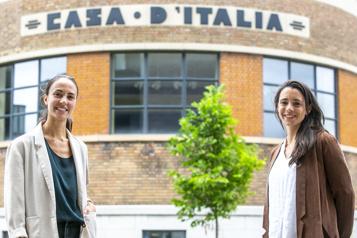 Nouvelle salle Cinéma Public s'installe à la Casa d'Italia)