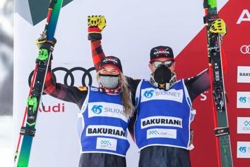 Ski cross Une toute nouvelle épreuve procure l'argent à un duo canadien)