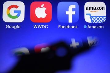 Forum économique de Davos L'UE invite les États-Unis à une régulation commune des géants de la technologie)