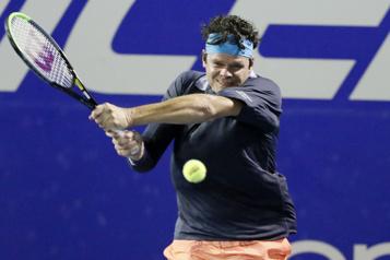 Milos Raonic se retire du tournoi de Wimbledon)