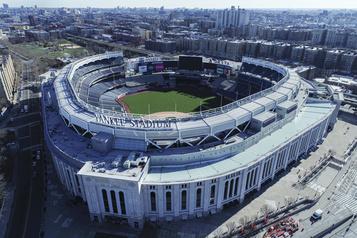 La valeur des Yankees à 5milliards