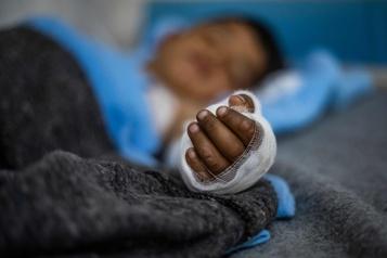 Des tirs sur un hôpital syrien font 18morts)