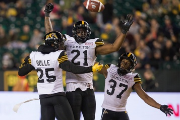 Les Tiger-Cats assurent leur place en séries