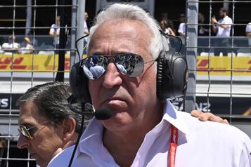 Formule 1 Aston Martin parmi l'élite «d'ici quatre ou cinq ans», croit Lawrence Stroll )