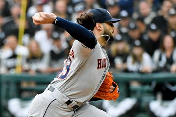 Les Astros privés de Lance McCullers face aux Red Sox