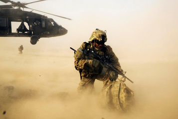 Intervention américaine en Afghanistan: mensonges etratés en série