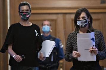 Victimes de violence conjugale Québec veut resserrer le «filet de sécurité»)