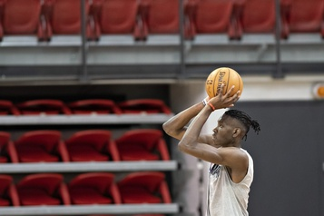 Raptors: Chris Boucher a pris du muscle)