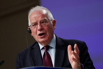 Mort de George Floyd: L'UE «choquée» par «l'usage excessif» de la force )
