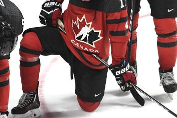 Vers le Mondial junior Soudain, le temps presse pour l'équipe canadienne)