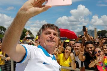 Coronavirus: 1erdécès au Brésil, Bolsonaro dénonce une «hystérie»