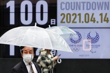 Inquiétudes sanitaires au Japon à 100 jours des Jeux de Tokyo)