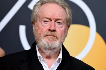 Ridley Scott traite Donald Trump de dingue