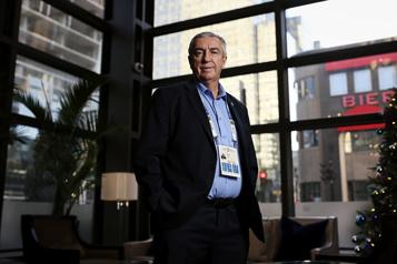 Le Québécois Luc Tardif dirigera la Fédération internationale de hockey)