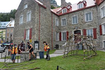 Le groupe Tanguay mise sur le Vieux-Québec