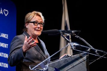 Femmes en politique: «Il faut faire nos preuves deux fois plus», dit Marois