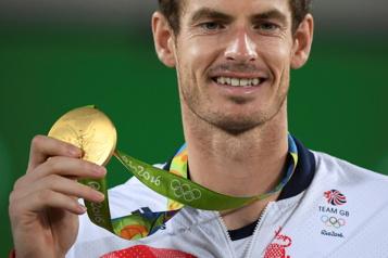 Andy Murray sélectionné pour viser le triplé aux Jeux de Tokyo)