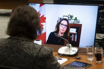 Inconduites sexuelles dans les Forces canadiennes Katie Telford se demande si elle aurait pu en faire plus)