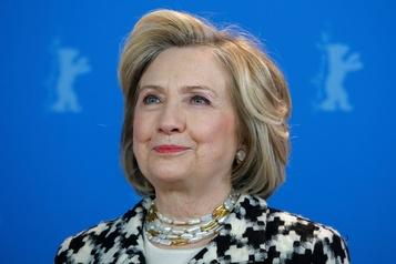 Hillary Clinton est grande électrice dans l'État de New York)
