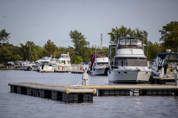 Marina de Lachine Une solution « gagnant-gagnant » encore possible ? )