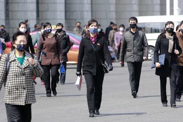 La Corée du Nord réaffirme qu'elle ne compte aucun cas de la COVID-19