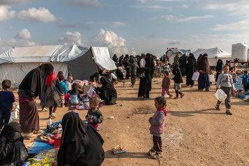 Syrie: Ottawa accusé de ne rien faire pour les «orphelins du djihad»