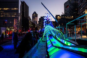 Montréal enlumière délaisse lamusique