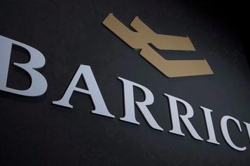 Un bénéfice supérieur aux attentes au deuxième trimestre pour Barrick Gold)