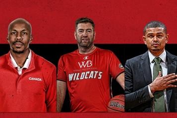 Les Raptors engagent trois nouveaux instructeurs )
