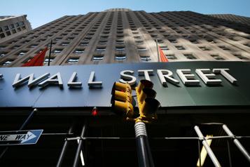 La Bourse de New York propulsée par un accord entre républicains et démocrates)