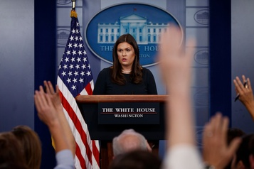 Sarah Huckabee Sanders se joint à Fox News