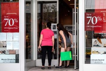 États-Unis La confiance des consommateurs se dégrade en octobre)