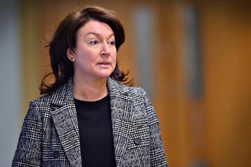 Son procès avorte Nathalie Normandeau: «On m'a volé quatre ans et demi de ma vie»)