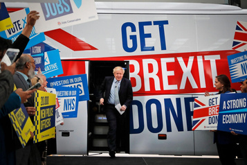 Boucler le Brexit? Pas une mince affaire!